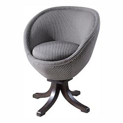 Rufar Retro Accent Chair