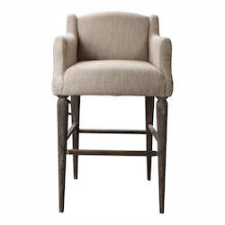 Berke Oatmeal Bar Stool