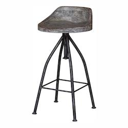 Kairu Wooden Bar Stool