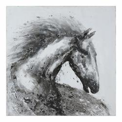 Proud Friend Horse Art