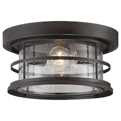 Barrett 13In.  Outdoor Ceiling Light