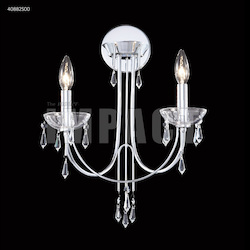 Crystal Rain Chandelier Wall Sconce