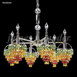Tekno Mini Chandelier W/Basket Heads