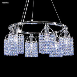 Tekno Mini Chandelier W/6 Round Heads