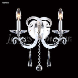 Europa Collection 2 Arm Wall Sconce