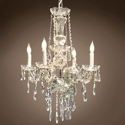 Victorian Design 4 Light 20