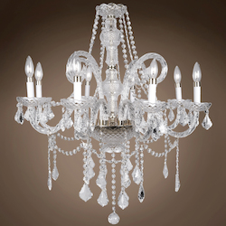 Victorian Design 8 Light 28