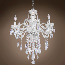 Victorian Design 6 Light 22