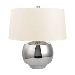 1 Light Medium Table Lamp