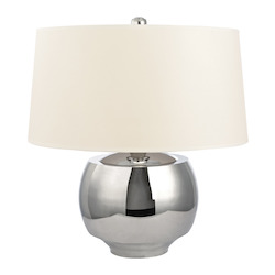 1 Light Large Table Lamp
