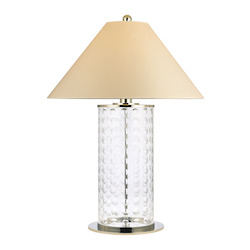 1 Light Large Table Lamp Wit