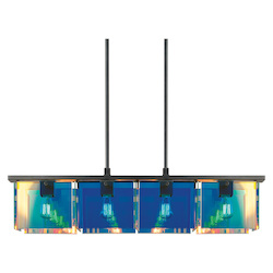 4-Light Bar Pendant