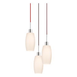 Barrel 3-Light Pendant