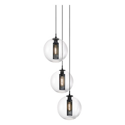 3-Light 12In. Pendant