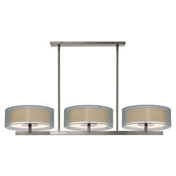 3-Light Bar Pendant