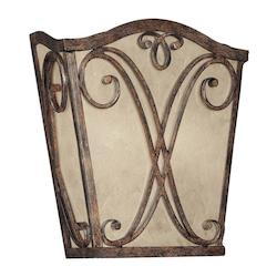 Rustic Reserve 2 Light Ada Compliant Wall Washer Sconce