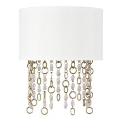 Sable The Ava Collection 2 Light Wall Washer Sconce
