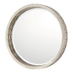 Winter Gold Mirrors 31in. Diameter Flat Circular Mirror