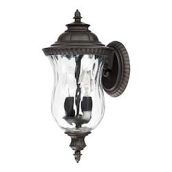 2 Lamp Outdoor Wall Lantern