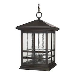 4 Light Hanging Lantern