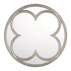 Mystic 32In. X 32In. Round Mirror From The Mirrors Collection