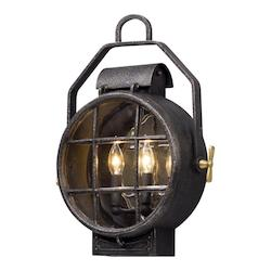 2Lt Wall Lantern Medium