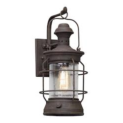 1Lt Wall Lantern Medium