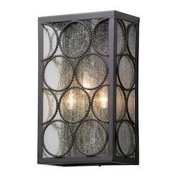 3Lt Wall Lantern Large