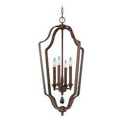4 - Light Foyer Chandelier