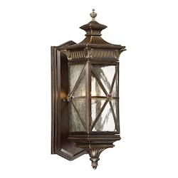 Rue Vieille 1 Light Wall Mount