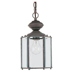 Single-Light Classico Outdoor Pendant