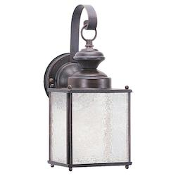 One Light Jamestowne ENERGY STAR Outdoor Wall Lantern