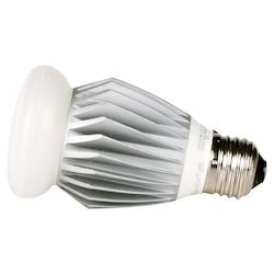 135W 120V LED A19 Lamp, med base 3000K, omni-directional