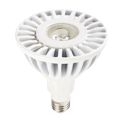 17w 120V PAR38 Medium Base LED 3000K