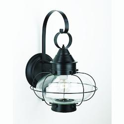 Cottage Onion Large Wall Light