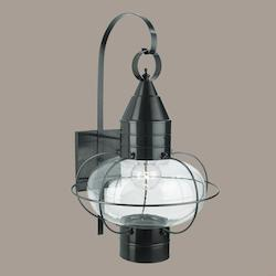 Classic Onion Large Wall Light