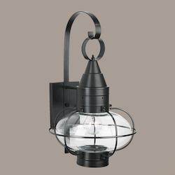 Classic Onion Medium Wall Light
