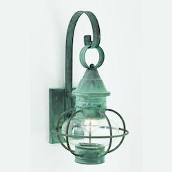 Vidalia Onion Small Wall Light