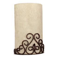 3 Light Sconce