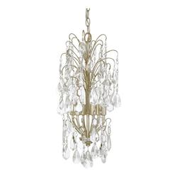 6 Light Mini Chandelier