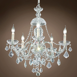 Victorian Design 5 Light 25