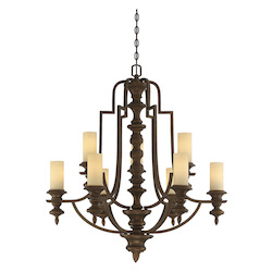 Castillo 9 Light Chandelier