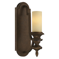 Castillo 1 Light Sconce