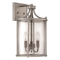 3 Light Large Wall Mount