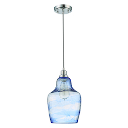 1 Light Mini Pendant With Cord