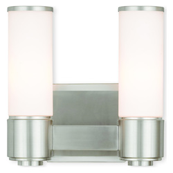 Weston Brushed Nickel Ada Wall Sconce/ Bath Vanity