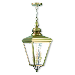 Outdoor Chain-Hang Lantern