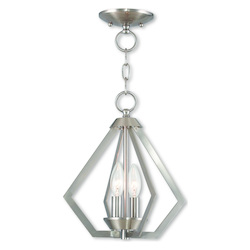 Convertible Mini Chandelier/Ceiling Mount