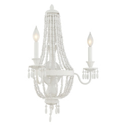 Geneva  2 Light Sconce