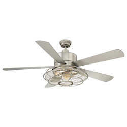 Connell 56In. 5 Blade Ceiling Fan